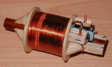 Катушки электромагнитные своими руками